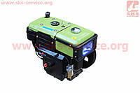 Двигатель мотоблочный в сборе 10л.с. (завод ZUBR) SH190NL