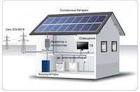 Автономна Сонячна електростанція - Будинок 470 / 140кВт * год в міс., AXIOMA energy