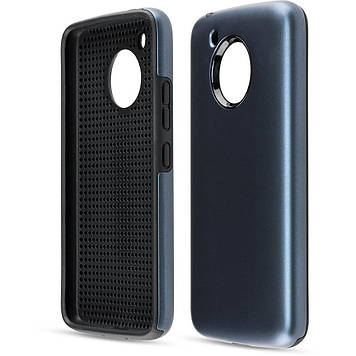 Чехол для моб. телефона Laudtec для MotorolaMotoG5 Ruber Painting (Blue) (LT-RMG5B)