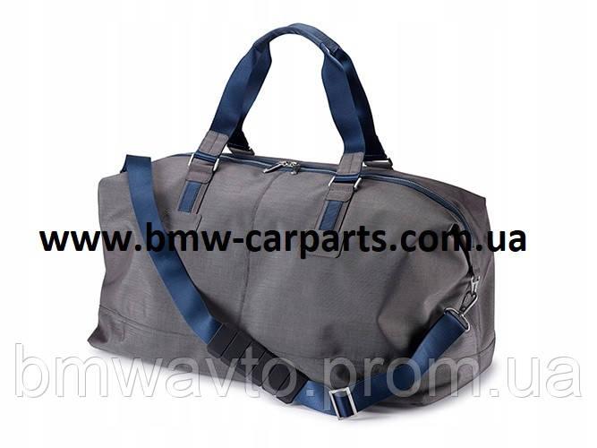 Дорожная сумка с наплечным ремнем Volkswagen Travel Bag in Silver Grey