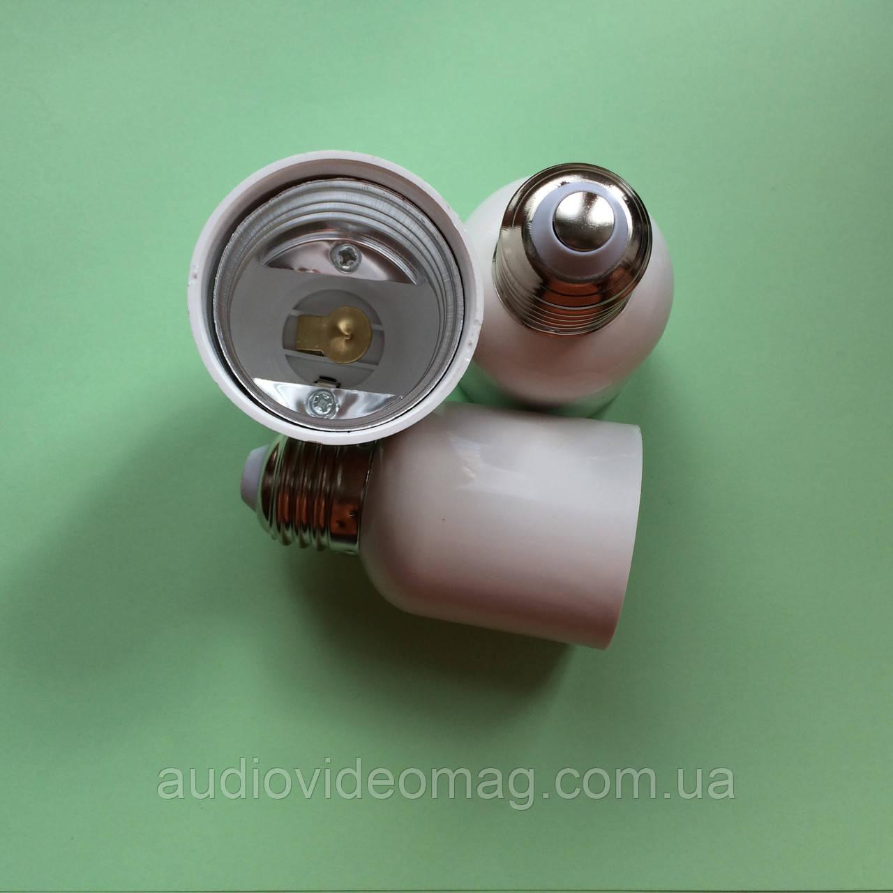 Переходник для ламп с цоколем Е40 на Е27