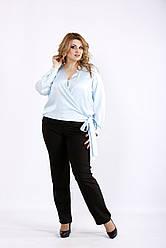 Шелковая блузка Разные цвета  Индивидуальный пошив