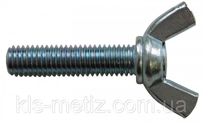 Винт-барашек DIN 316 от М 3 до М 12, фото 2