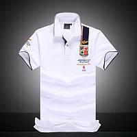 Aeronautica Militare original РАЗНЫЕ цвета мужская футболка поло аэронавтика милитаре, фото 1
