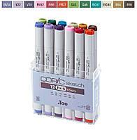 «COPIC» («Копик») маркеры серии Copic Sketch  Набор ЕХ-6, фото 1