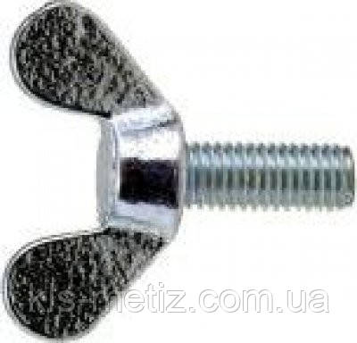 DIN 316 Винт барашковый от М 4 до М 12, фото 2