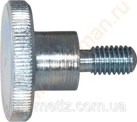Винт с накатанной головкой DIN 464  от М 3 до М 10, фото 2