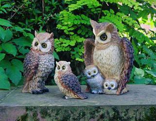 Фигурки животных для сада и дома