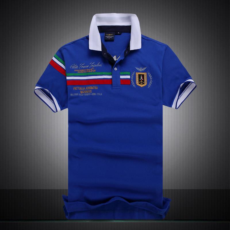 Aeronautica Militare original РАЗНЫЕ цвета мужская футболка поло аэронавтика милитаре