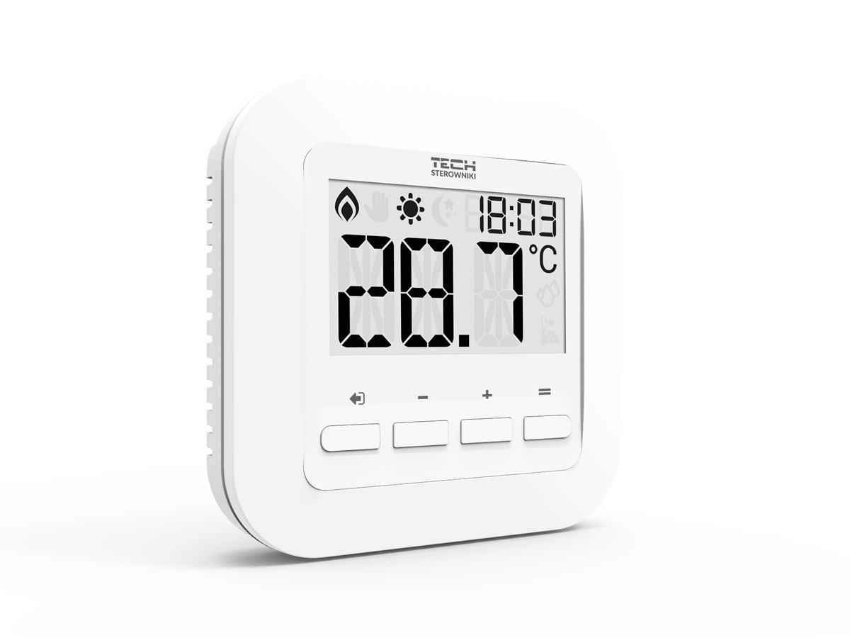Проводной комнатный терморегулятор TECH ST-295v3