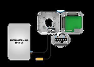 Проводной комнатный терморегулятор TECH ST-295v3, фото 3