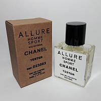 Тестер CHANEL Allure homme Sport 50 мл