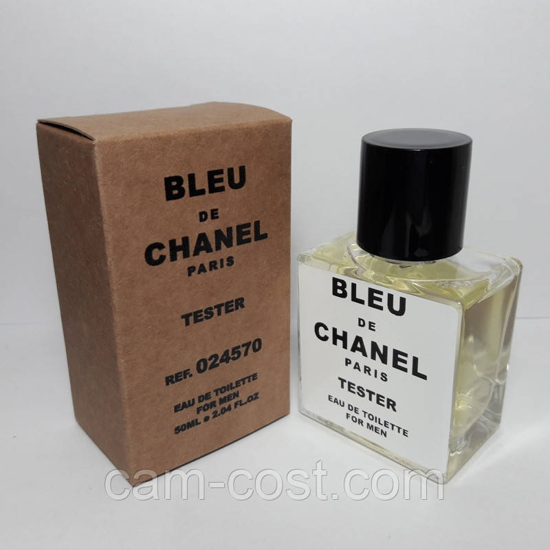 тестер Chanel Bleu De Chanel 50 мл цена 19923 грн купить в