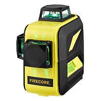 Лазерный уровень Firecore F93T XG 3D green