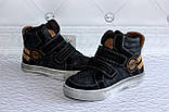 Туфлі дитячі черевички для хлопчиків, фото 2
