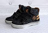 Туфлі дитячі черевички для хлопчиків, фото 3
