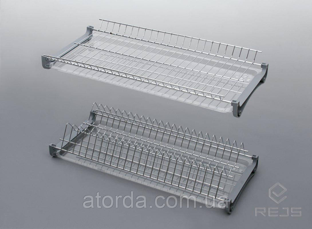 Сушка для посуды хром LITE Standard 3 (без рамы) Rejs L-