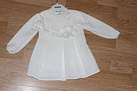 Платье и гольф Три розы для девочки. Р. 6 - 24 месяца