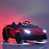 Электромобиль Bambi Lamborghini M 3903EBLR-1, фото 5
