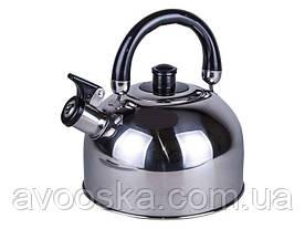 Чайник со свистком на 2,5 л A-Plus AP-1321