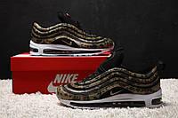 Мужские кроссовки Nike Air Max 97 Premium QS 'Country Camo' Pack. Живое фото (Реплика ААА+)