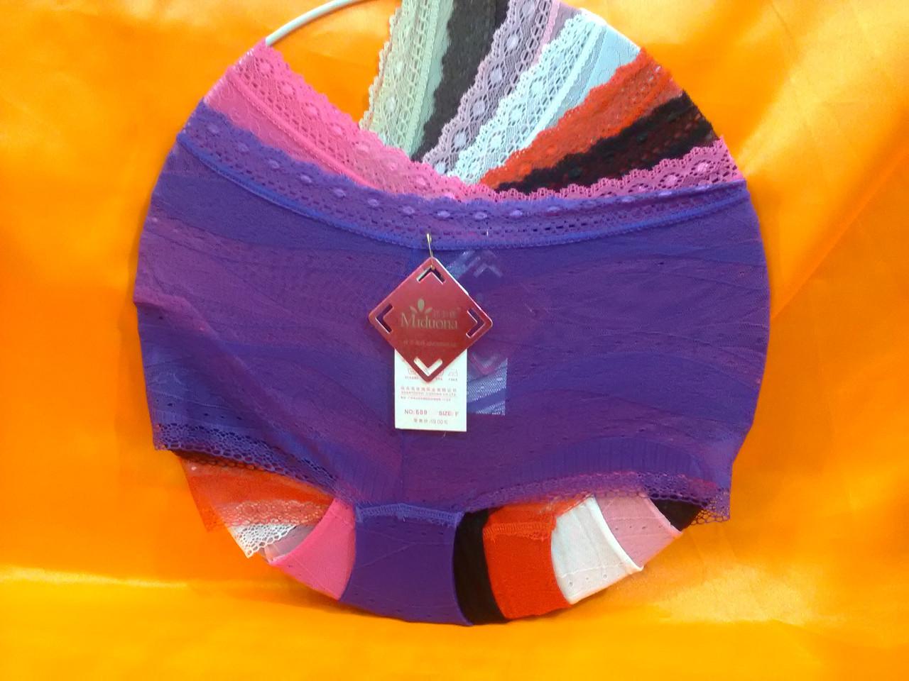 Шорты гипюр 48р, один цвет в упаковке