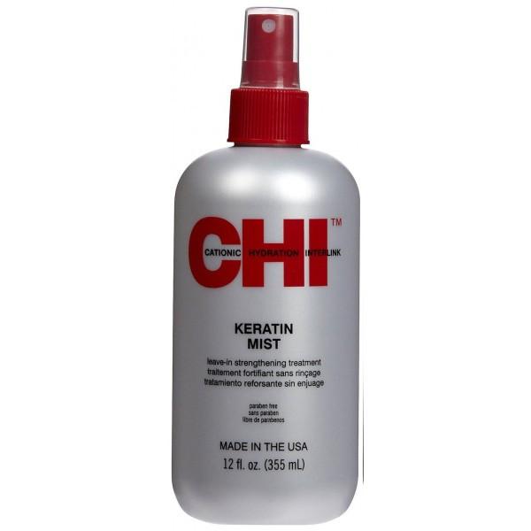 Кондиционер-спрей для волос  CHI keratin mist 355 мл