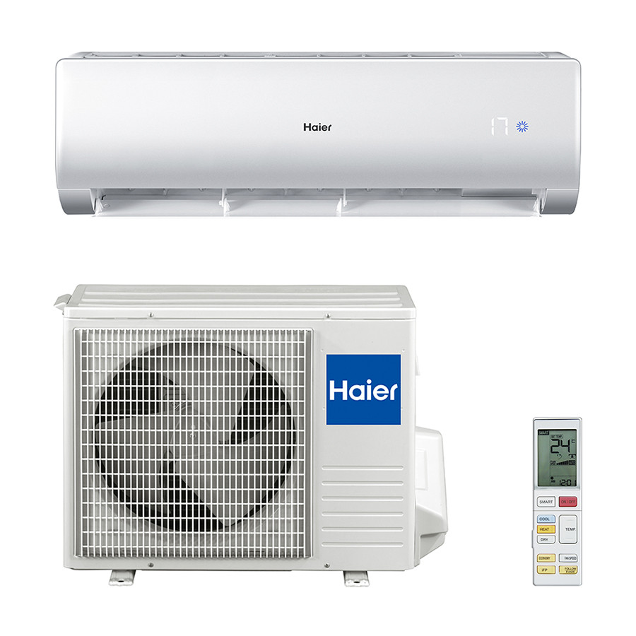 Кондиционер Haier FAMILY Inverter (-20 C) AS09FM5HRA