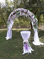 Цветы на арки,фотозоны