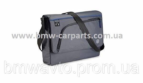 Сумка с наплечным ремнем Volkswagen Logo Shoulder Bag, Anthracite, фото 2