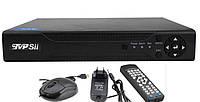 Видеорегистратор HVR NVR DVR TVPSii 6016T-LM, AHD-H 1080P, 16 каналов