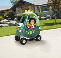 Детская машинка каталка машина толокар самоходная для детей ДИНО Little Tikes 173073