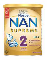 Сухая детская молочная смесь NAN Supreme 2, 800 г