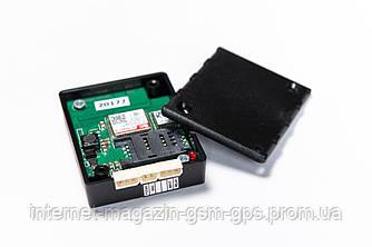 GPS-трекер М25Т+ для http://mega-gps.com с доп. разъёмами для блокировки дверей