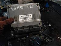 Блок управления двигателем  мозги Skoda Octavia BFQ 1,6 06A906033DM , фото 1