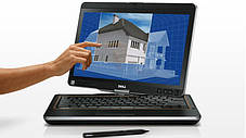 """Ноутбук-планшет трансформер для работы, дома, учебы Dell XT3 /13.3""""/i5/4 GB/320GB/IPS/ Touch, фото 3"""