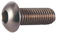 Винт с полукруглой головкой DIN ISO 7380-1 от М 3 до М 16