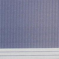 Готовые рулонные шторы Ткань ВМ-1209 Индиго 950*1300