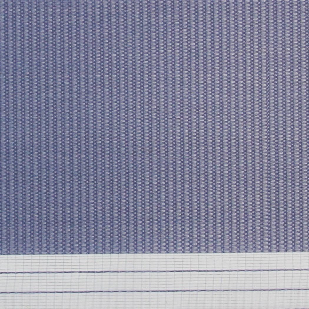 Готовые рулонные шторы Ткань ВМ-1209 Индиго 800*1300