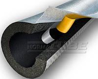 """Изоляция для труб  Ø76(2и1/2"""")*25 NORMATUBE AL GF SK самоклей. Вспененный каучук K-FLEX+Алюхолст"""