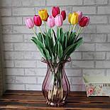 Тюльпан одинарный латексный лист 60 см (50 шт в уп.), фото 2