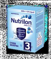 Сухая молочная смесь Nutrilon 3 (12-18 мес) 600 г.