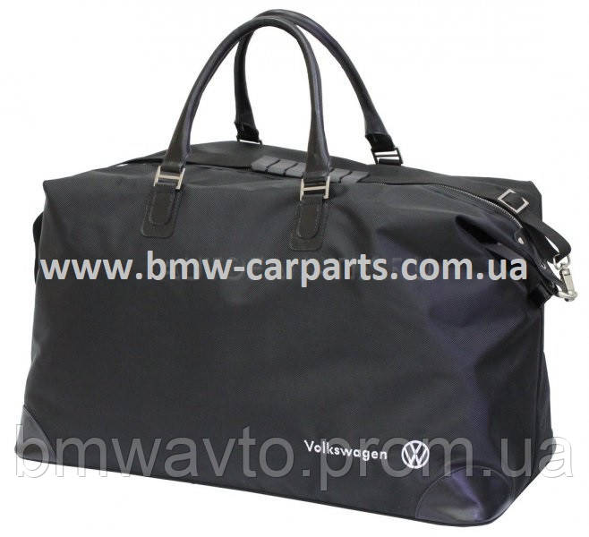 Дорожная сумка Volkswagen Travel Bag, Large, BlackДорожная сумка Volkswagen Travel Bag, Large, Black