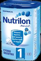 Cухая детская молочная смесь Nutrilon 1, 800 г
