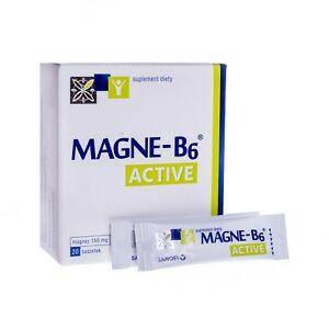 Magne B6 Active - 20 саше