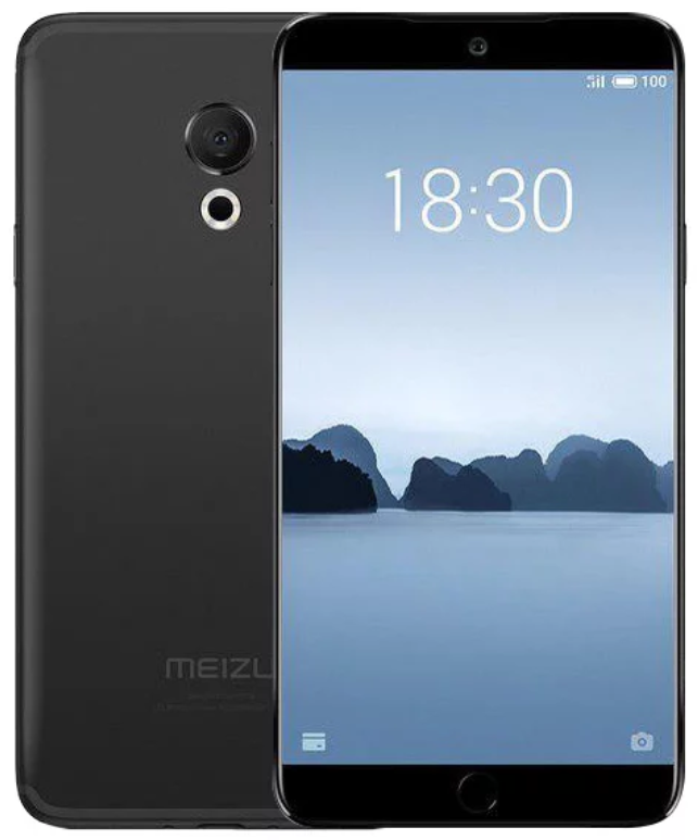 "Meizu 15 Lite Black 4/64 Gb, 5.46"", Snapdragon 626, 3G, 4G (Global)"
