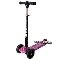 Самокат детский ScooteX Scooter Smart ProStyle Galaxy