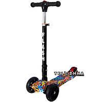 Самокат детский ScooteX Scooter Smart ProStyle Smily