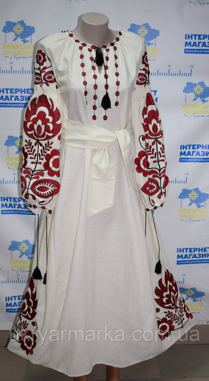 fa9c952cdae556 Вишита сукня