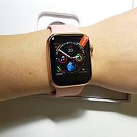Смарт часы IWO8 gold 44мм (Apple Watch Series4)